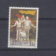 Lituania/Lithuania 1999 Via del Baltico 641 MNH