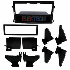 Single DIN w/Pocket Radio Dash Replacement Mount Kit for 2000-2004 Nissan Xterra