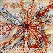 "Symuran ""Syklus Av Helheim"" CD [BEHEMOTH, Pagan Blackened Death Metal, Ukraine]"