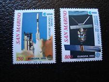 SAINT-MARIN - timbre yvert/tellier n° 1264 1265 n** MNH (COL3)