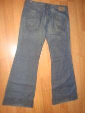 diesel jeans pacee wide leg jeans 32 34
