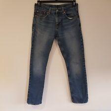 Levis 538 Men Size W31 x L32 Straight Leg Jeans Blue  - MC22