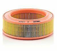 2x Air Filters C1833 Mann 7980254 1244026 5059957 75061377 A700X9K600EA Quality