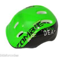 COYOTE BICYCLE CYCLE BIKE CHILDS KIDS JUNIOR BMX BOYS ZOMBIE HELMET 48-52cm