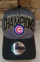 Chicago Cubs New Era 2016 World Series Champions Locker Room Players Hat Cap NEW