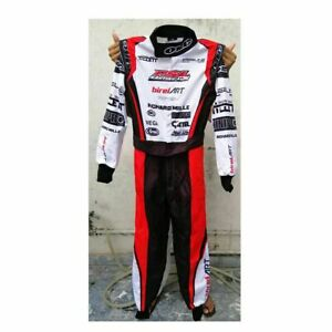 Birel art Go Kart Race Suit Sublimated with Free Gift