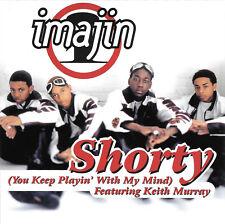 Imajin - Shorty You Keep Playin' with My Mind - Enhanced Single CD - Zomba 1998