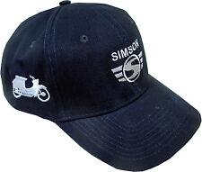 Basecap Mütze Simson schwalbe navy blau