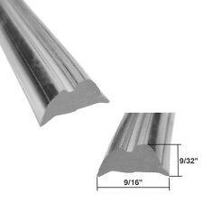 "Clear Shower Door Replacement Spline 9/16"" by 9/32"" - 18 ft Roll"