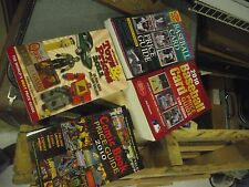 Baseball, Comic and Toys. Excellent condition. 5 in all. one is 1981!