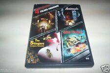 BOITER 2 DVD ET 4 FILMS D'HORREUR ..........lire les détails