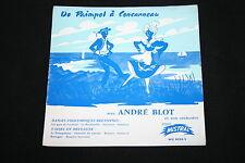 """ANDRE BLOT   EP 45T 7""""   DE PAIMPOL A CONCARNEAU"""