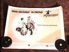 SCARECROW ROLLED 22X28 MOVIE POSTER '73 AL PACINO