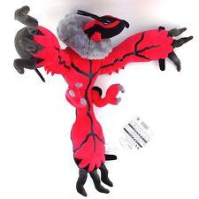 """Yveltal Pokemon XY Dark Legendary Stuffed Animal Soft Plush Toy Mascot for Y 17"""""""
