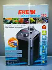 Eheim E2424 eXperience 250 Aussenfilter mit Filterm. (E2224 professionel 250)