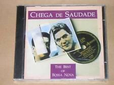 CD / CHEGA DE SAUDADE / BEST OF BOSSA NOVA / NEUF CELLO