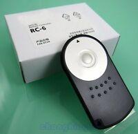 wireless remote control RC-6 for CANON 5D mark llI 7D 60D 350D 400D T4i T5i T3i