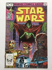 "Star Wars Marvel Comic. Issue #67. ""The Darker"". January 1983"