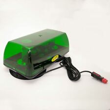 ECCO Blaze EMS Vehicle Rotating Magnetic Green Lightbar Lamp - RRP £118.80