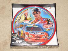 JEFF GORDON #24 NASCAR WALL CLOCK - New In Package