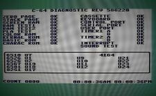 Módulo Cartridge para Commodore 64 — diagnóstico Cartridge-error al buscar c64