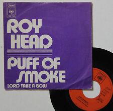"Vinyle 45T Roy Head  ""Puff of smoke"""