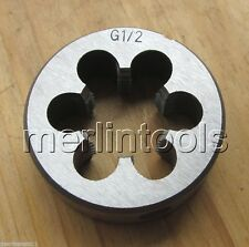 "G 1/2"" - 14 TPI BSP Parallel British Standard Pipe Die"