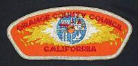 ORANGE COUNTY COUNCIL OA 39 CA WIATAVA LODGE 13 FLAP PATCH RARE VARIETY CSP