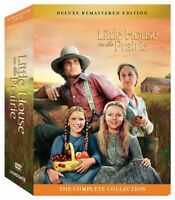 Little House on the Prairie: The Complete Series Collection (48 Disc) DVD NEW