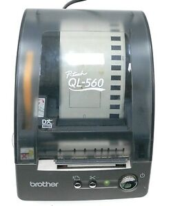 Brother P-touch QL-560 Thermal Labelprinter Maritime
