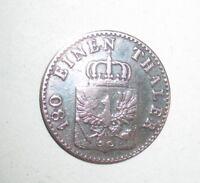 1864 A - PREUSSEN  2 Pfennig, (1846-1860 ) - Erhalt VZ