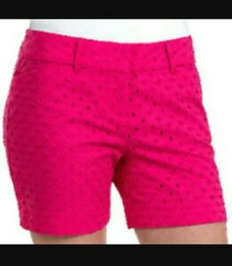 The Limited Tailored Stretch Short Womens  NWT