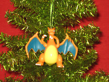 charizard pokemon christmas figurine ornament hand assembled style y