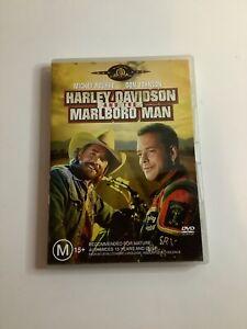 Harley Davidson and the Marlboro Man - region 4 - DVD - Free Postage
