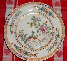 Herend Pao de Peking PP Pattern Dinner Plate ca. 1920's VERY Rare Herend History