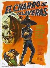 Horseman Of The Skulls Poster 01 A4 10x8 Photo Print
