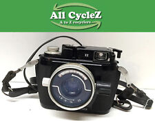 Nikon Nikonos II Underwater Film Camera f=35mm1:2.5 Lens Good Condition!Vintage!