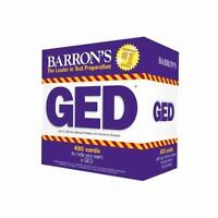 Barron's GED Test Flash Cards, 2nd Edition 450 Flash Cards to Help You Achieve