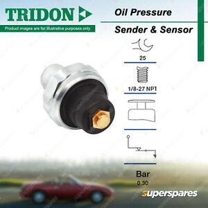 Tridon Oil Pressure Light Switch for Chrysler Centura KB KC Valiant All