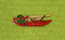 HARD ROCK CAFE 1999 Honolulu Red Outrigger Canoe Pin (no. 3128)