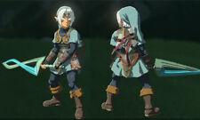Fierce Deity Set (Majora's Mask) Amiibo Coin BOTW - NOT Figurine/statue