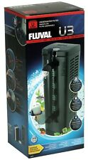 FLUVAL NEW U3 INTERNAL FILTER SUBMERSIBLE ADJUSTABLE AQUARIUM FISH TANK