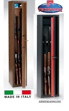 fuciliera cassaforte a muro Armadio Portafucili blindata per fucili legno