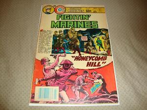 Fightin' Marines #167 (Mar 1983) Bronze Age Charlton Comics VG Condition