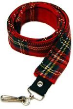 Tartan Bondage Straps Punk Tiger of London
