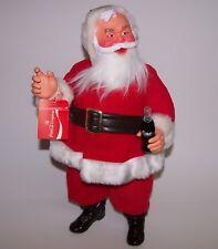 Coca-Cola Santa Claus Doll w/Tag 1984