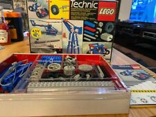 VINTAGE TECHNIC LEGO SET - 8050 RARE with box and instructions.