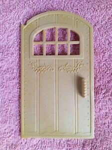 Calico Critters Starry Point Lighthouse Front Door Plastic Donor Replacement pc