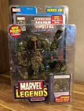 New Toy Biz 2004 Marvel Legends Man-Thing Action Figure Series VIII Sealed