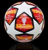 NEW ADIDAS UEFA CHAMPIONS LEAGUE FINALE MADRID 19 SOCCER MATCH BALL SIZE 5